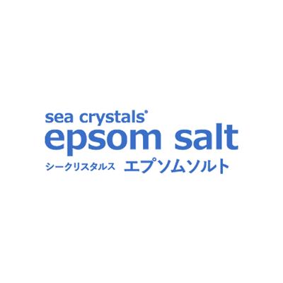 エプソムソルトシークリスタルスブログで紹介されてます☆